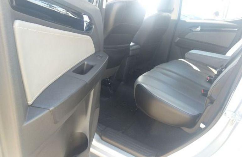 Chevrolet S10 LTZ 4X4 Cabine Dupla 2.5 Ecotec - Foto #7