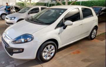 Fiat Punto Attractive 1.4 (Flex) - Foto #10