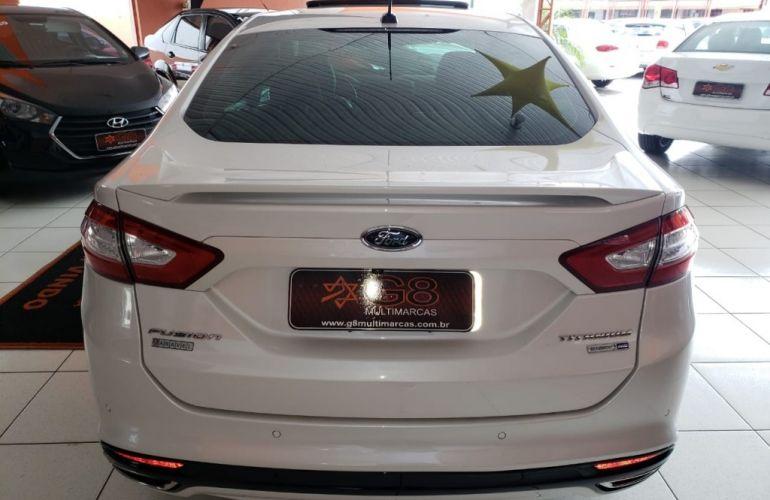 Ford Fusion 2.0 16V AWD GTDi Titanium (Aut) - Foto #8
