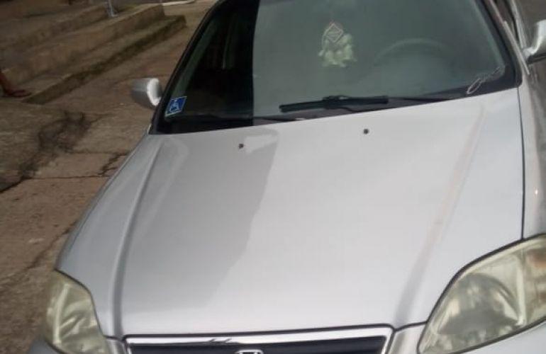 Honda Civic Sedan EX 1.6 16V (Aut) - Foto #4