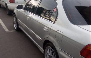 Honda Civic Sedan EX 1.6 16V (Aut) - Foto #6