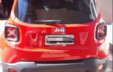 Jeep Renegade 1.8 (Aut) (Flex) - Foto #1