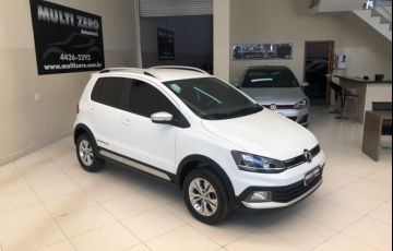 Volkswagen Crossfox 1.6 MSI 16V Total Flex