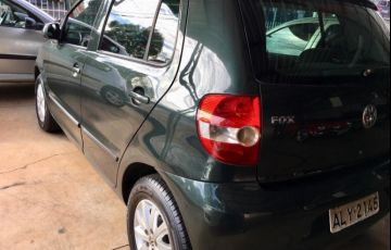 Volkswagen Fox 1.6 8V (Flex) - Foto #4