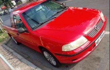 Volkswagen Saveiro 1.6 MI G3 - Foto #7