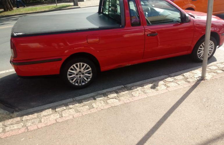 Volkswagen Saveiro 1.6 MI G3 - Foto #8