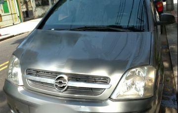 Chevrolet Meriva 1.8 8V (Flex) - Foto #8