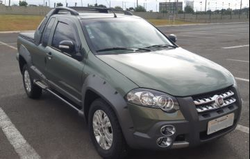 Fiat Strada Adventure 1.8 16V (Flex) (Cabine Estendida) - Foto #7