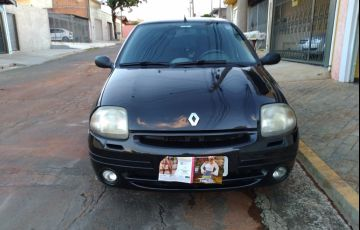 Renault Clio Hatch. RT 1.0 16V - Foto #10