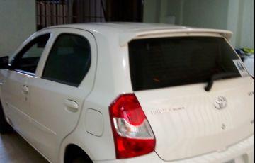 Toyota Etios X 1.3 (Flex) - Foto #3