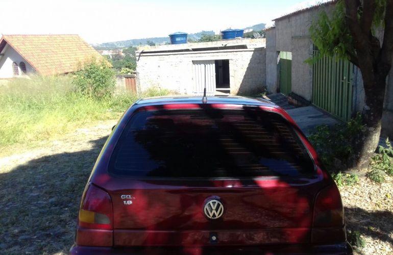 Volkswagen Gol GL 1.8 MI - Foto #5