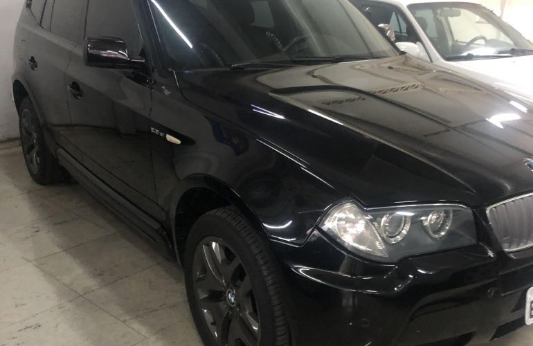 BMW X3 2.5 Si Family - Foto #4