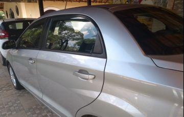 Chery Celer Sedan 1.5 16V (Flex) - Foto #6