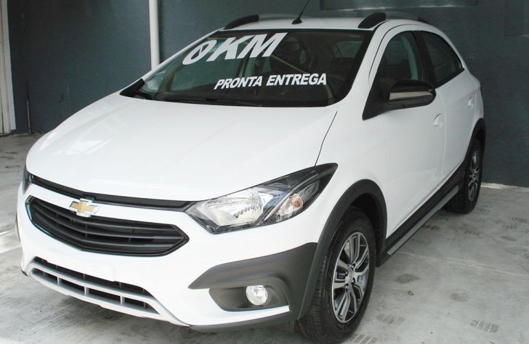 Chevrolet Onix 1.4 MPFi Activ 8v - Foto #3