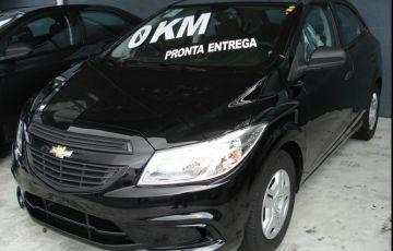 Chevrolet Onix 1.0 MPFi Joy 8v - Foto #3