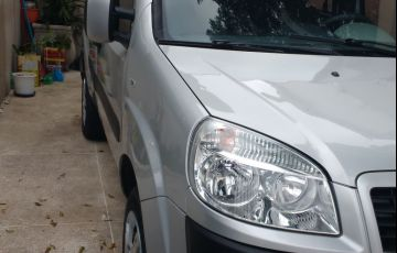 Fiat Doblò Essence 1.8 16V (Flex) - Foto #5