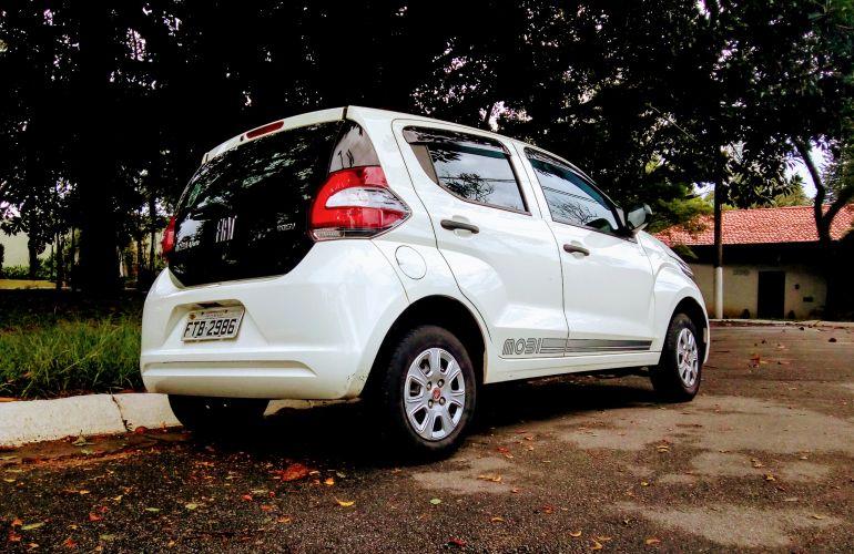 Fiat Mobi Evo Easy 1.0 (Flex) - Foto #8