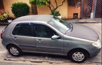 Fiat Palio ELX 1.3 8V (Flex) - Foto #4