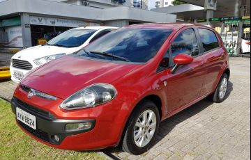 Fiat Punto Attractive 1.4 (Flex) - Foto #4