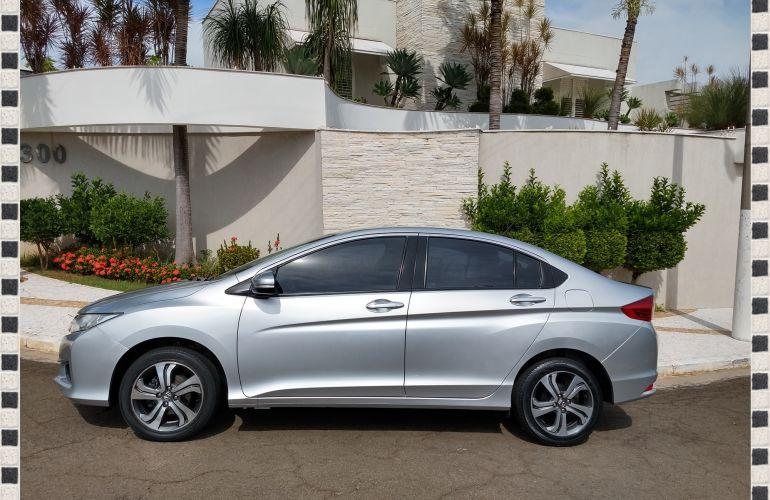 Honda City EXL 1.5 CVT (Flex) - Foto #4