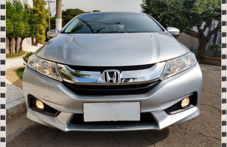 Honda City EXL 1.5 CVT (Flex) - Foto #5