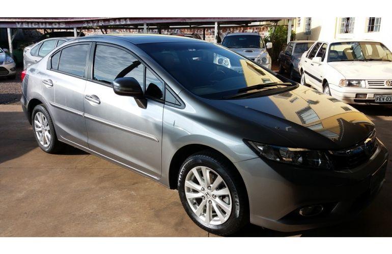 Honda Civic LXR 2.0 i-VTEC (Aut) (Flex) - Foto #1