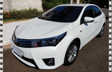 Toyota Corolla Sedan 2.0 Dual VVT-I Flex Altis Multi-Drive S - Foto #1