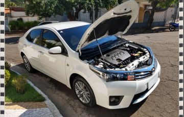 Toyota Corolla Sedan 2.0 Dual VVT-I Flex Altis Multi-Drive S - Foto #10