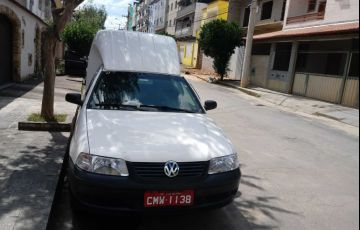 Volkswagen Saveiro 1.6 MI Frotista - Foto #1