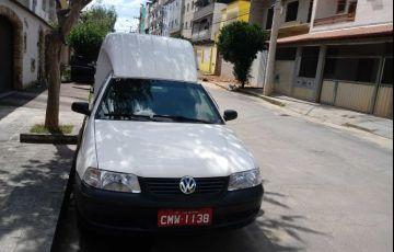 Volkswagen Saveiro 1.6 MI Frotista - Foto #5