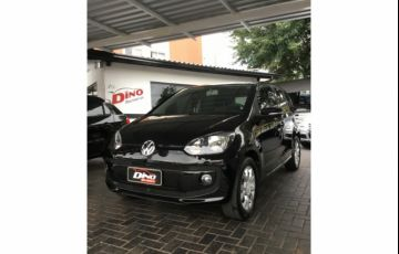 Volkswagen Up! 1.0 12v E-Flex high up! I-Motion - Foto #2
