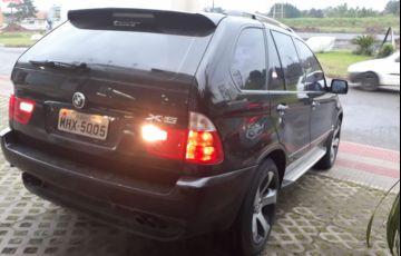 BMW X5 4.8is 4x4