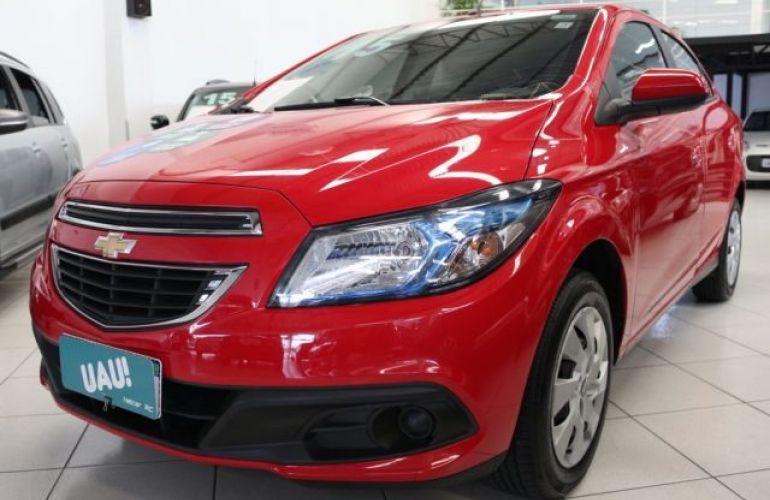 Chevrolet Prisma LT 1.4 SPE/4 8V Flex - Foto #1