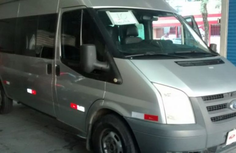Ford Transit VAN 2.4 Turbo - Foto #3