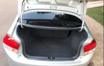 Honda City LX 1.5 (Flex) (Aut) - Foto #4