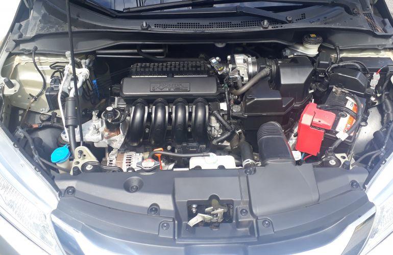 Honda City EX 1.5 CVT (Flex) - Foto #5