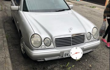 Mercedes-Benz E 420 Avantgarde 4.2 - Foto #3