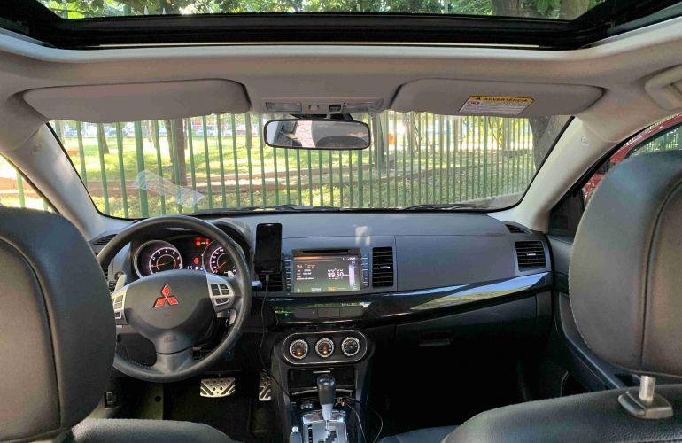 Mitsubishi Lancer 2.0 16V GT CVT (aut) - Foto #2