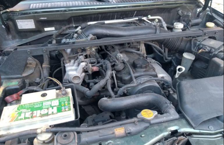 Mitsubishi Pajero TR4 2.0 16V - Foto #10