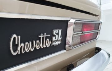 Chevrolet Chevette Sedan SL 1.6 - Foto #9