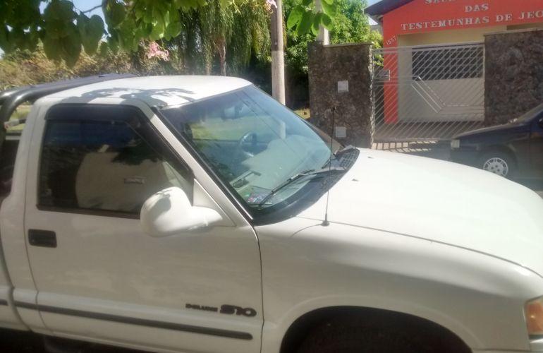 Chevrolet S10 Champ 4x2 4.3 SFi V6 (Cab Simples) - Foto #1