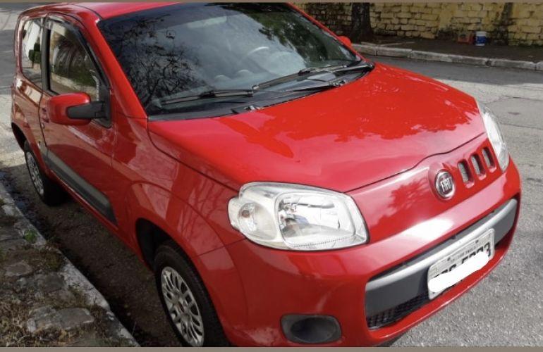Fiat Uno Vivace 1.0 8V (Flex) 2p - Foto #8