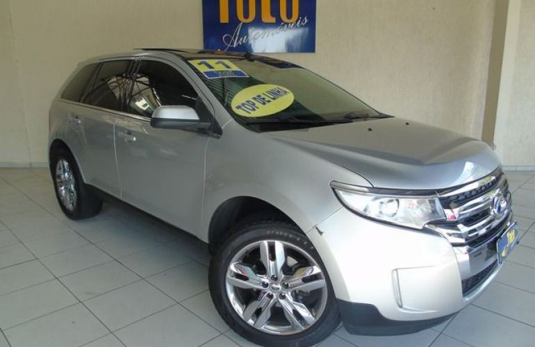 Ford Edge Limited 3.5 V6 - Foto #3