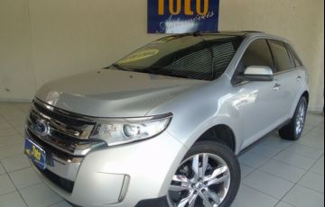 Ford Edge Limited 3.5 V6 - Foto #4