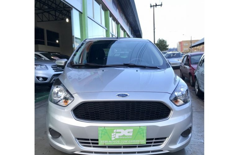 Ford Ka 1.5 SE Plus (Flex) - Foto #1