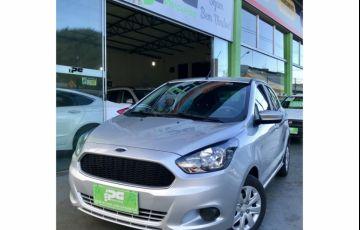 Ford Ka 1.5 SE Plus (Flex) - Foto #2