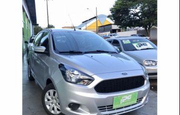 Ford Ka 1.5 SE Plus (Flex) - Foto #3