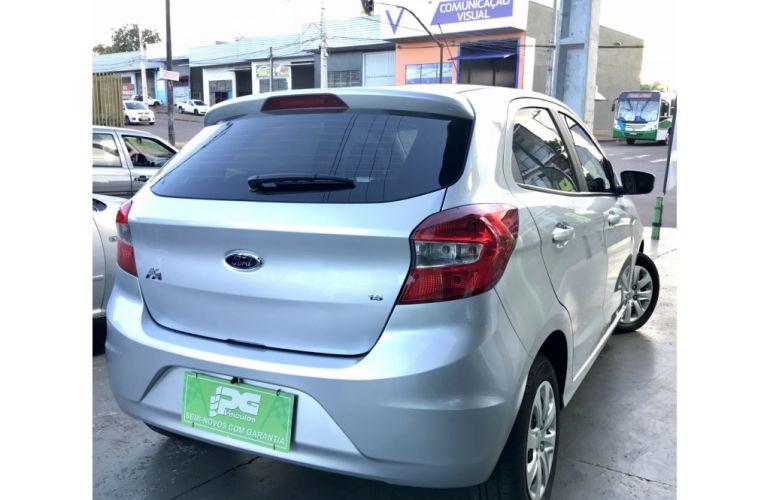 Ford Ka 1.5 SE Plus (Flex) - Foto #5