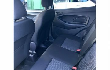 Ford Ka 1.5 SE Plus (Flex) - Foto #9
