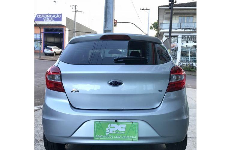 Ford Ka 1.5 SE Plus (Flex) - Foto #10